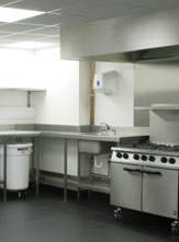 Church Kitchen Design